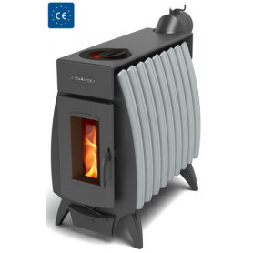 Termofor Battery Fire 9 Anthracite-gray krāsns, 12605