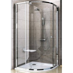 Ravak shower cabin, round PSKK3-100 (radius 500mm)