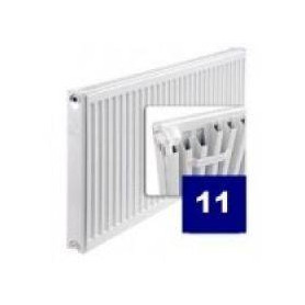 Purmo radiator with side connection 11 500x1000