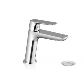 Ravak CL 011.00 washbasin mixer with pop-up waste
