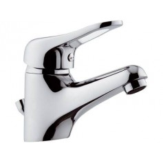 Remer Kiss basin mixer K10 with pop-up