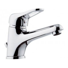 Remer Kiss basin mixer K10L 140mm without pop-up