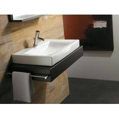 Bathco washbasin Manchester Semi-recessed 0023 700x450x150mm