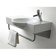 Bathco washbasin Venezia 0024 740x347x120mm