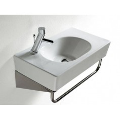 Bathco washbasin Rimini 0025 620x350x120mm