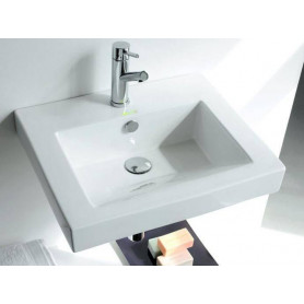 Bathco izlietne Funchial Semi-recessed 0062, 550x445x175mm