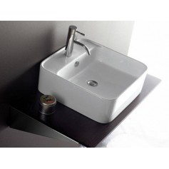 Bathco washbasin Orotava 0064 470x470x150mm
