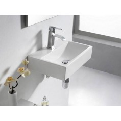 Bathco washbasin París 4055 450x300x100mm