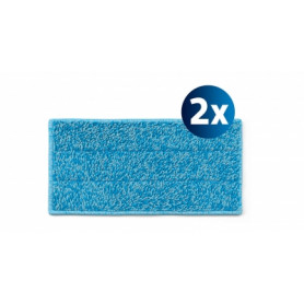 Philips replacement kit SmartPro Easy: 2 microfiber pads, for robot vacuum cleaners FC8008/01