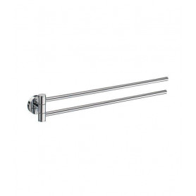 Smedbo Home towel rail, swivel HK326