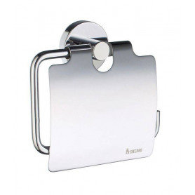 Smedbo Home paper holder with cover HK3414