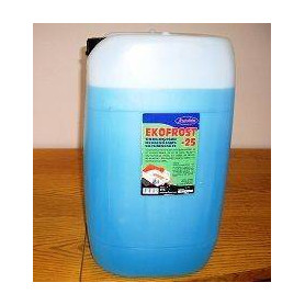 Ekofrost - 25˚С ( 35%) heat carrier alcohol base (ecologically harmless) (price for 1L)