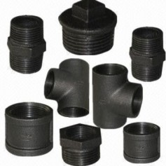 Cast iron black fittings