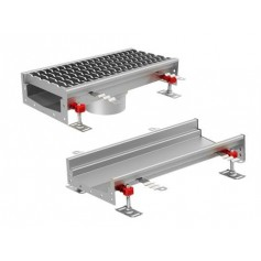 Stainless steel channels Modular