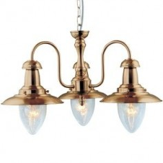 Antique retro lamps