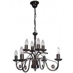Candlestick type lamps