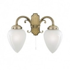 Antique retro wall lamps