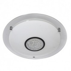 Flat lamps with LED