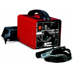 Electrode welding equipment