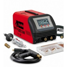 Point welding equipment