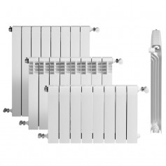 Aluminum radiators BAXI