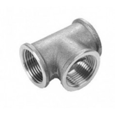 Chrome-plated brass fittings