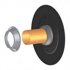 Pipeline sealing and centering