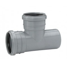 Indoor sewer pipes