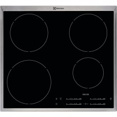 Cooker surfaces- ceramic, induction