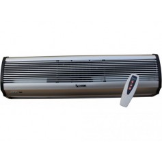 Air curtains electrical